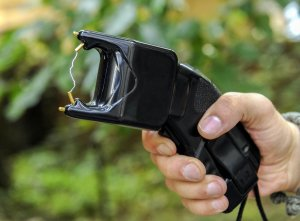 Tasers can cause severe injuries