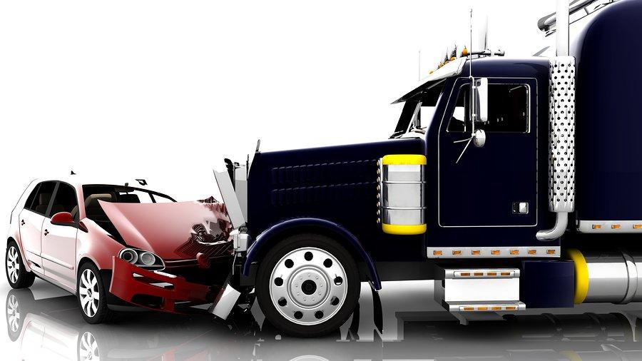 Lane change truck accidents